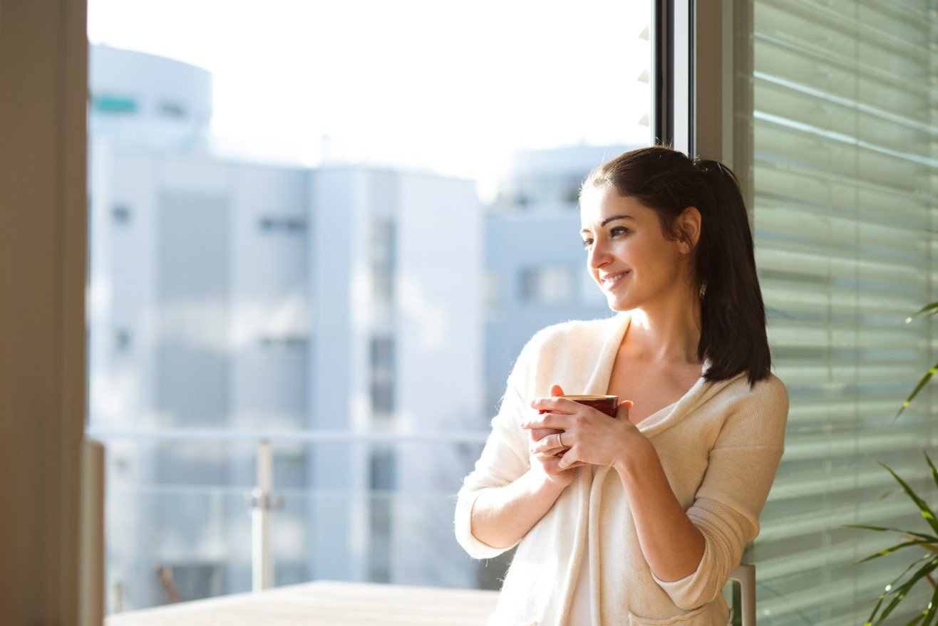 Women's Calm Mind for Wellbeing